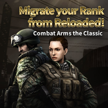 Migrate your rank from Reloaded!