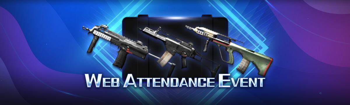 July Web Attendance Event