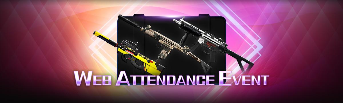 June Web Attendance Event
