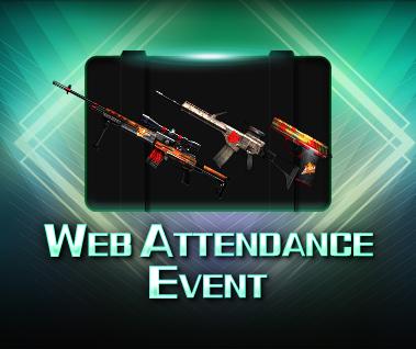 September Web Attendance Event