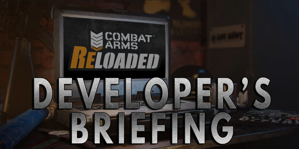Developer's Briefing 8