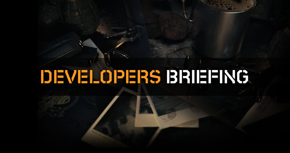 DEVELOPERS BRIEFING 10