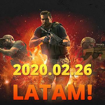 2020.02.26 LATAM OPEN!!