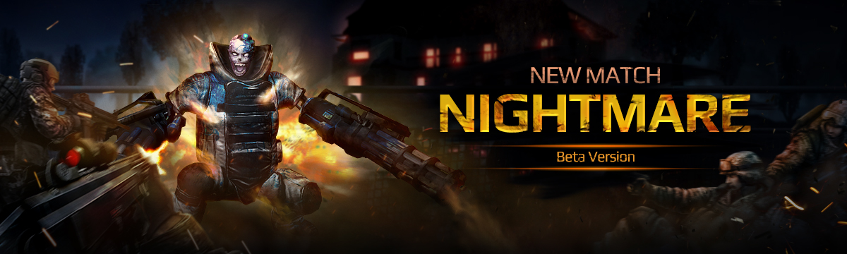 NIGHTMARE Beta Version Released