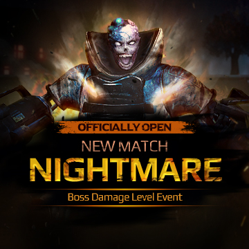 NIGHTMARE Officially Open