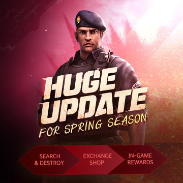 Spring Season Updates