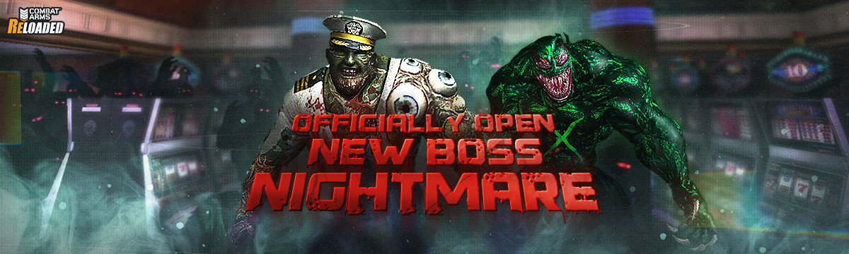 NIGHTMARE 2 Officially Open