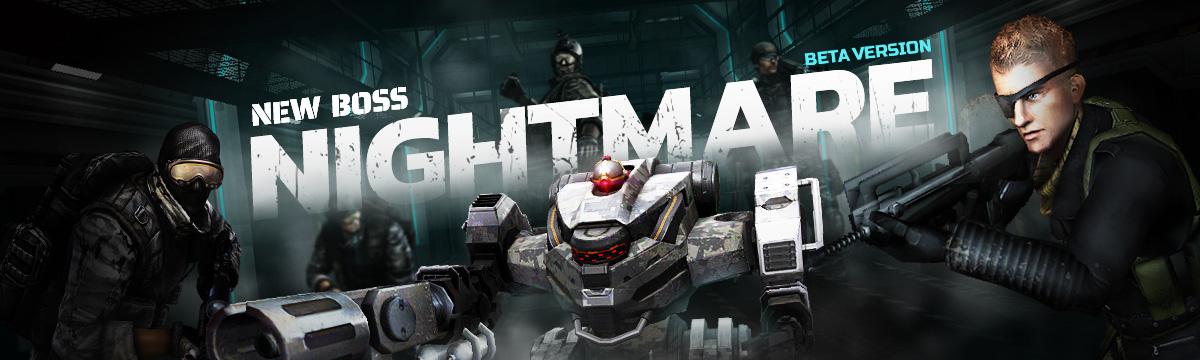 NIGHTMARE 3 Beta Version