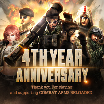 4th Year Anniversary Events
