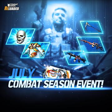 July Combat Pro Pass Info