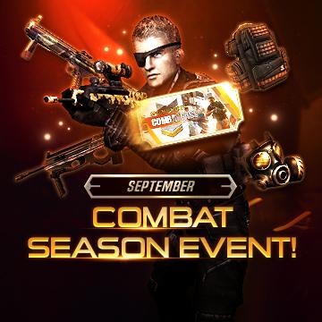September Combat Pro Pass