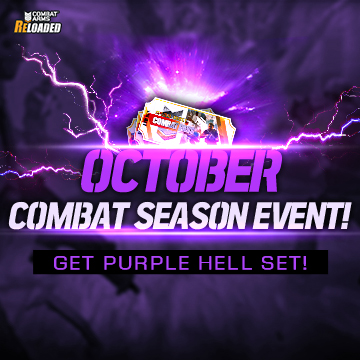 October Combat Pro Pass
